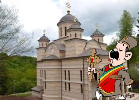 Schi cu rugăciune: Ortodocşii vor să ridice ditamai biserica în aglomerata staţiune Vârtop