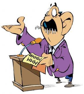Politruci cu vorbe-n vânt: Consiliul Judeţean şi DGASPC, campioni la opacitate
