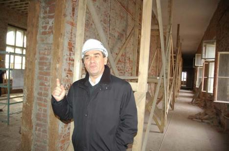 Euras de pripas: Contractul pentru Muzeu l-a luat 'firma de casă', dar munca o face tot Selina