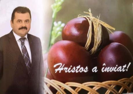 Paștele lui Ghiţă: Deputatul Gheorghe Bogdan a comandat felicitări de Paște pentru tot poporul