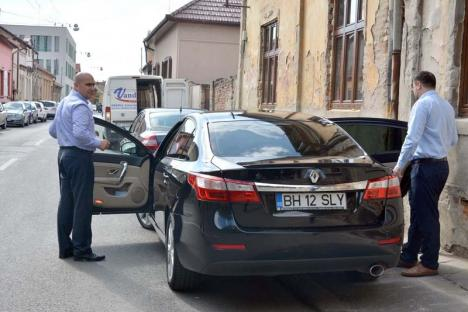 Pedeapsă cu prelungire: Bolojan are din nou permisul de conducere suspendat