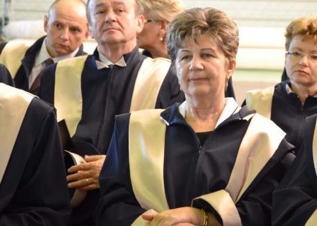 Emeriţi de Sorbonica: Fosta decăniţă de la Ştiinţe Socio Umane, scoasă de pe lista profesorilor premiaţi de Universitate