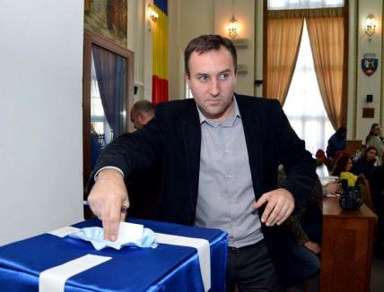 Racolare eşuată: PSD-iştii l-ar fi vrut la primărie pe… ex liberalul Cristi Puşcaş