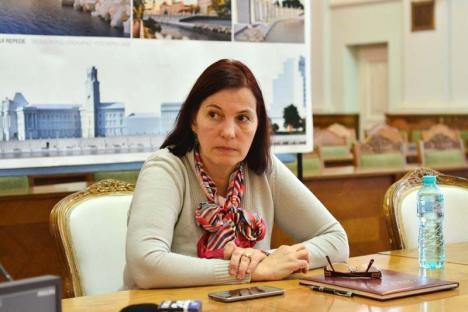 Director cu repetiţie: Adriana Lipoveanu revine la conducerea Instituției Arhitectului Șef
