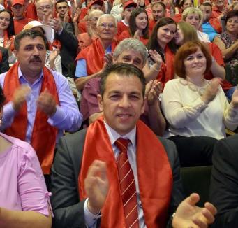Directorul liberal al colegiului din Marghita, Marcel Sas, a trecut la PSD