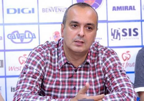 Retrospectiva săptămânii, prin ochii lui Bihorel: Marele manager de la CSM Oradea explică de ce s-au scumpit biletele