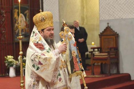 Omagiu conducătorului iubit: Preoții ortodocși nu și-au luat salariile pentru că episcopul Sofronie și-a scos carte!