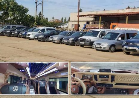 """Frână la lux: Vezi ce flotă de mașini tari și-a """"tras"""" fosta conducere a Consiliului Județean Bihor! (FOTO)"""
