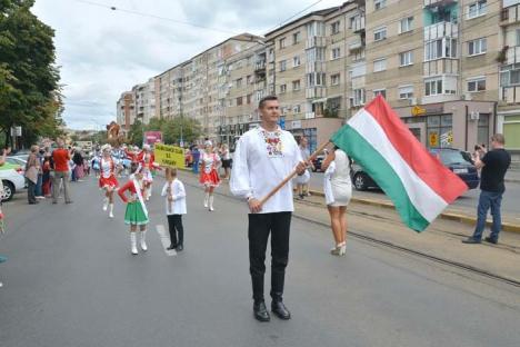 Ceartă pe steag: Cum şi-a ridicat şeful APTOR presa din Ungaria în cap