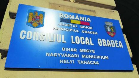 Dublu rateu: Tăbliţele bilingve ale Primăriei Oradea îi supără pe maghiari