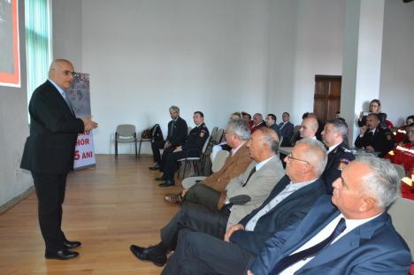 SMURD Bihor şi-a sărbătorit ziua de naştere în Cetatea Oradea: Un sfert de veac, alături de pacienţi (FOTO)