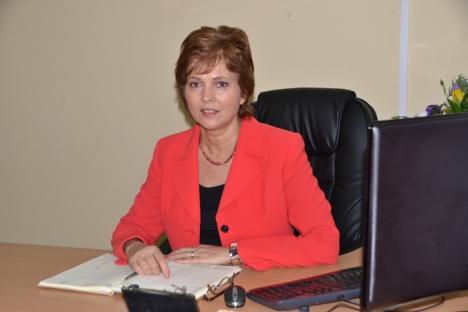 Deputatul Florica Cherecheş şi-a inaugurat biroul parlamentar din Oradea