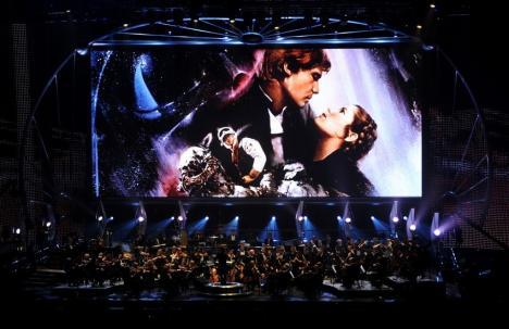 Muzică spectaculoasă din filme renumite, pe scena Filarmonicii