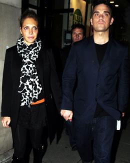 Robbie Williams se însoară