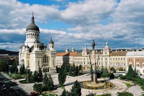Cluj Napoca va fi Capitala Europeană a Tineretului în 2015