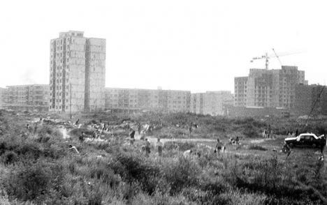 Ştrandul secret: Două dintre lucrările edilitare emblematice pentru oraş au fost construite la secret din cauza comuniştilor