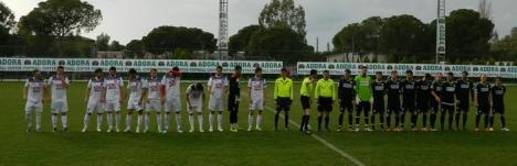 FC Bihor a remizat cu 2-2 în ultimul amical din Turcia