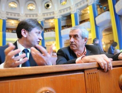 Tăriceanu se ia de Crin Antonescu: Cer alegeri interne în PNL pentru desemnarea candidatului la Preşedinţie