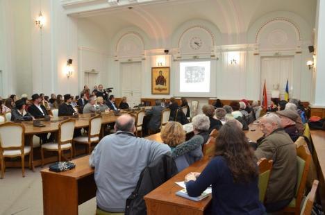 Holocaustul, prezentat prin ochii eliberatorilor într-un eveniment al Asociaţiei Tikvah (FOTO)