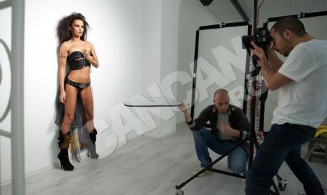 Oana Zăvoranu posedată! S-a luptat cu dracii în Playboy, pentru 20.000 de euro