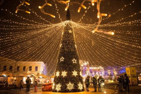 Unde ieșim săptămâna asta: O mulţime de evenimente dedicate Crăciunului în Oradea