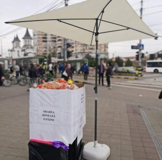 'Oradea donează o pâine', la cincea ediție. Pâinile destinate sărmanilor vor fi donate în patru locații