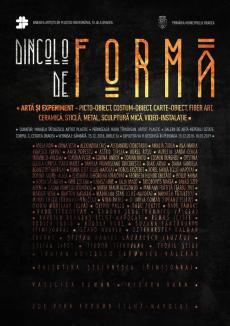 """Expoziția de artă contemporană """"Dincolo de formă"""" aduce la Oradea operele a 63 de artiști"""