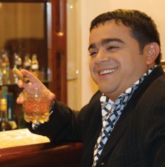 Adi Minune, după ce a încasat o palmă la o nuntă: Sunt riscurile meseriei