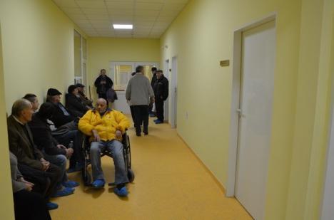 Clinica de cinci stele: Primăria va angaja la Centrul Oncologic trei medici aduşi din Cluj şi din Anglia (FOTO)