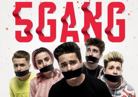 Record absolut! Filmul '5Gang: Un altfel de Crăciun' a vândut 10.000 de bilete în avans