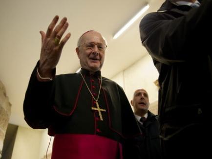 Capul Bisericii Catolice Germane, cercetat pentru pedofilie