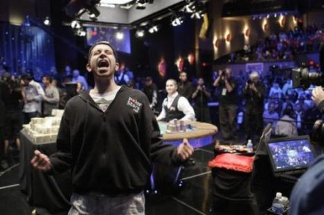 Cel mai bun jucător de poker din lume: a câştigat 86 de milioane de dolari într-o zi