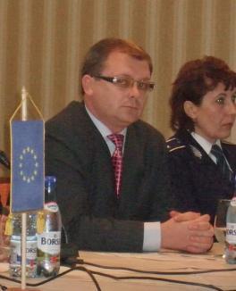 Liviu Popa către poliţişti: 'Trageţi în infractori!'