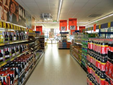Lidl îşi inaugurează joi cel de-al doilea magazin din Oradea (FOTO)