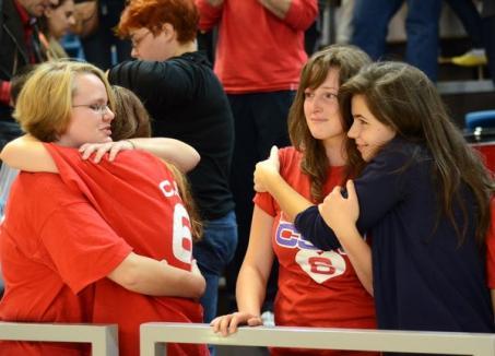 După un final de infarct, baschetbaliştii orădeni au pierdut la trei puncte în faţa timişorenilor (FOTO)