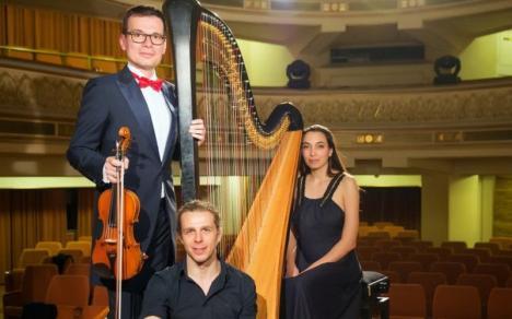 Vive la musique! Alexandru Tomescu aduce din nou muzica viorii Stradivarius la Oradea