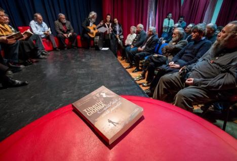 Elogiu postum: Apropiaţii lui Tiberiu Ciorba au tipărit cartea pe care acesta n-a apucat s-o scrie