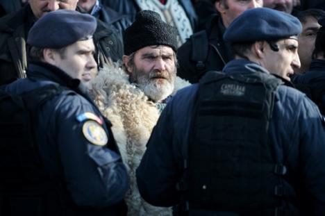 După protestul ciobanilor la Parlament, Guvernul schimbă Legea Vânătorii