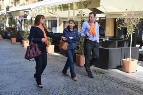 """Vasile Blaga: """"PDL va demonstra că este principala forţă de dreapta. """"Partidul de traseişti"""" nu va intra în Parlamentul European"""" (FOTO)"""