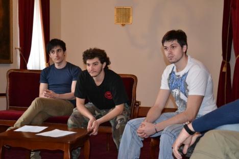 """""""Prospături"""" la Teatru: Patru tineri actori întregesc trupa Iosif Vulcan"""