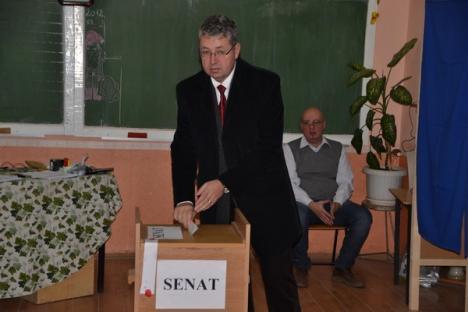 Kiss şi Pasztor vor ca maghiarii să fie bine reprezentaţi în Parlament (FOTO)
