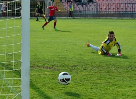 FC Bihor a învins UTA cu 4-0, după ce arădenii s-au prezentat doar cu juniorii! (FOTO)