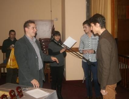 Prima premiere fără sensei Pavel Vancea la CS UAMT-Agora