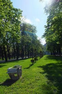 Oradea ieri, Oradea azi: Parcurile oraşului de odinioară (FOTO)