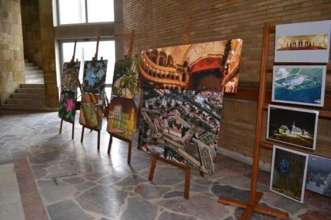 Frumuseţile Bihorului, prezentate prin fotografia lui Ovi Pop, la Arena Antonio Alexe (FOTO)