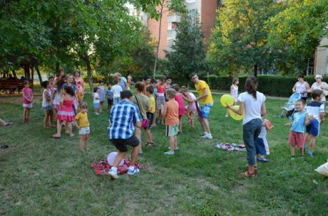 Evanghelizare cu bomboane (FOTO)