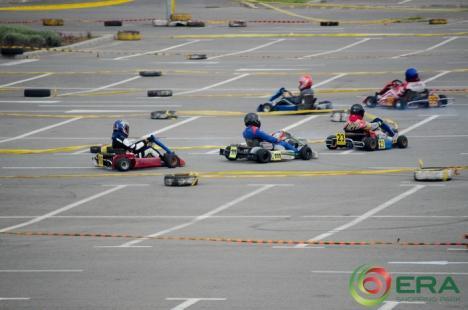Concurs naţional de karting şcolar, la ERA Park