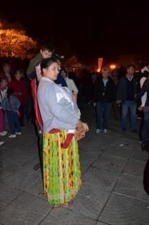 """Show """"călduros"""" cu Bosquito şi Ţăndărică, la Toamna Orădeană (FOTO/VIDEO)"""