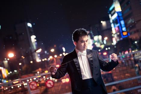 Dirijor din Taiwan şi pianist rus, în concert pe scena Filarmonicii Oradea