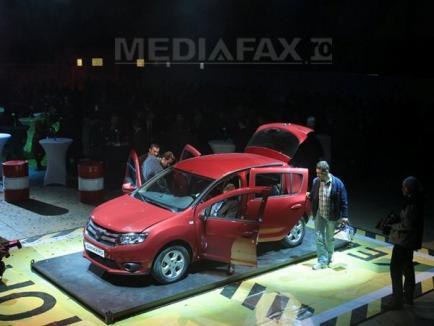 Dacia a lansat noile modele pe piaţa românească şi pregăteşte alte trei (FOTO)